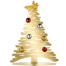 Alessi Bark Christbaum Wohndekoration
