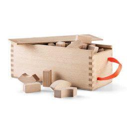 Kay Bojesen Alphabet Bausteine Spielzeug