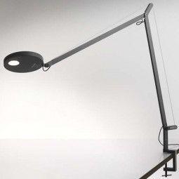 Artemide Demetra Tischleuchte mit Tischkern LED Schwarz 2700K Warmweiß