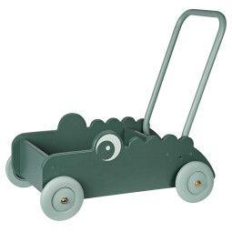 Done by Deer Croco Laufwagen Spielzeug