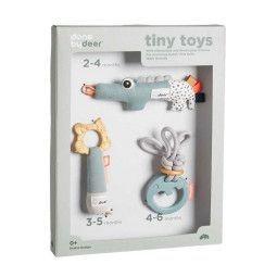 Done by Deer Tiny Activity Geschenkset Spielzeug