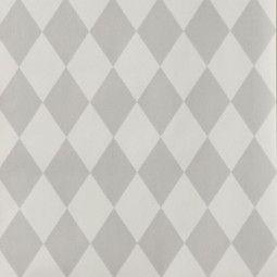 Ferm Living Harlequin Tapete Grau