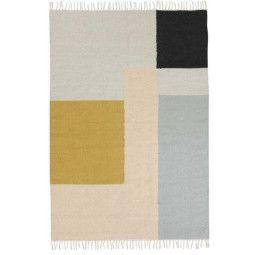 Ferm Living Kelim Teppich 160x250