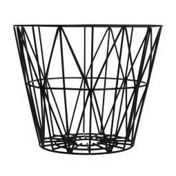 Ferm Living Wire Basket Korb Small