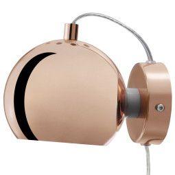 Frandsen Ball Wandleuchte Metallic LED