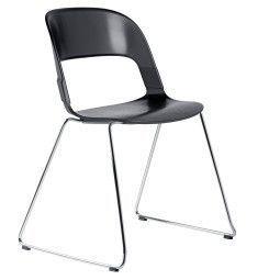 Fritz Hansen BH21 Pair Chair Stuhl stapelbar