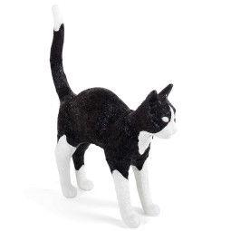 Seletti Jobby The Cat Tischleuchte LED