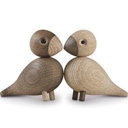 Kay Bojesen Lovebirds Spielzeug Set