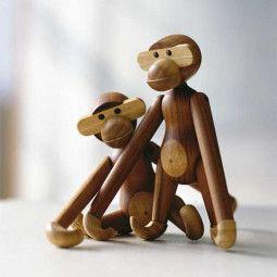 Kay Bojesen Monkey Spielzeug Medium