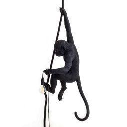 Seletti Monkey Ceiling Pendelleuchte Outdoor