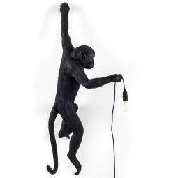 Seletti Monkey Hanging Wandleuchte Outdoor