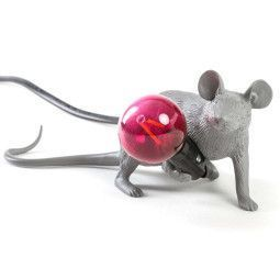 Seletti Mouse Lamp Lop Tischleuchte