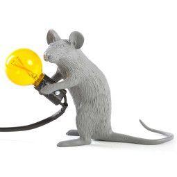 Seletti Mouse Lamp Mac Tischleuchte