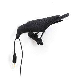 Seletti Bird Looking Wandleuchte