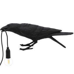 Seletti Bird Playing Tischleuchte Outdoor