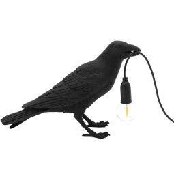 Seletti Bird Waiting Tischleuchte
