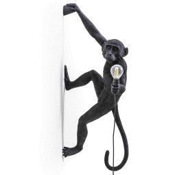 Seletti Monkey Hanging rechts Wandleuchte Outdoor