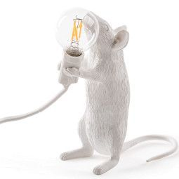 Seletti Mouse Lamp Standing Tischleuchte LED