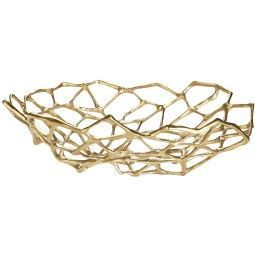 Tom Dixon Bone Bowl Schale