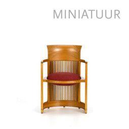 Vitra Barrel Chair Miniatur