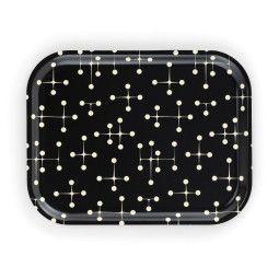 Vitra Classic Tray Dot Pattern Reverse Tablett Medium