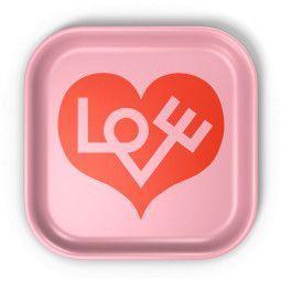 Vitra Classic Tray Love Heart Tablett Small