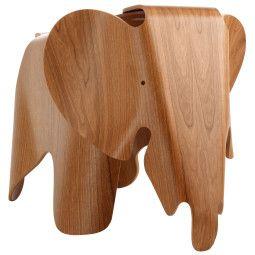Vitra Eames Elephant Plywood Kinderstuhl