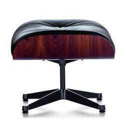 Vitra Ottoman für Lounge Chair Santos Palisander