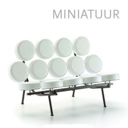 Vitra Marshmallow Sofa Miniatur