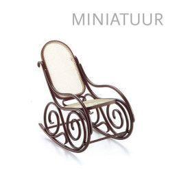 Vitra Schaukelstuhl No. 9 Miniatur