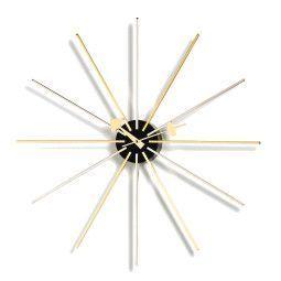 Vitra Star Clock Uhr