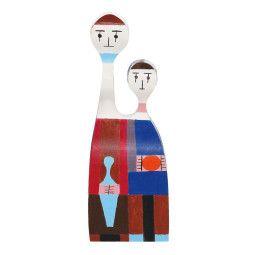 Vitra Wooden Dolls No. 11 Kunstwerk