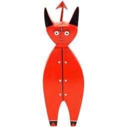 Vitra Wooden Dolls Little Devil Kunstwerk