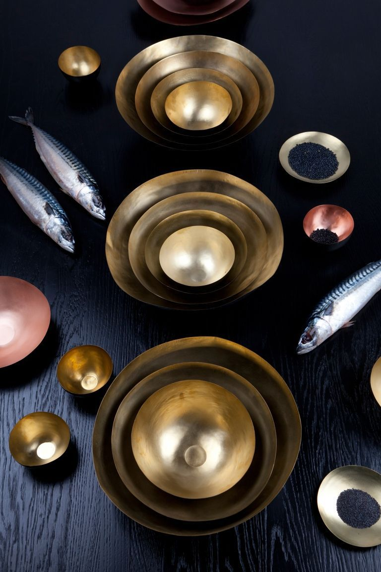 Tom Dixon Form Bowl Deep Schalen Set 2